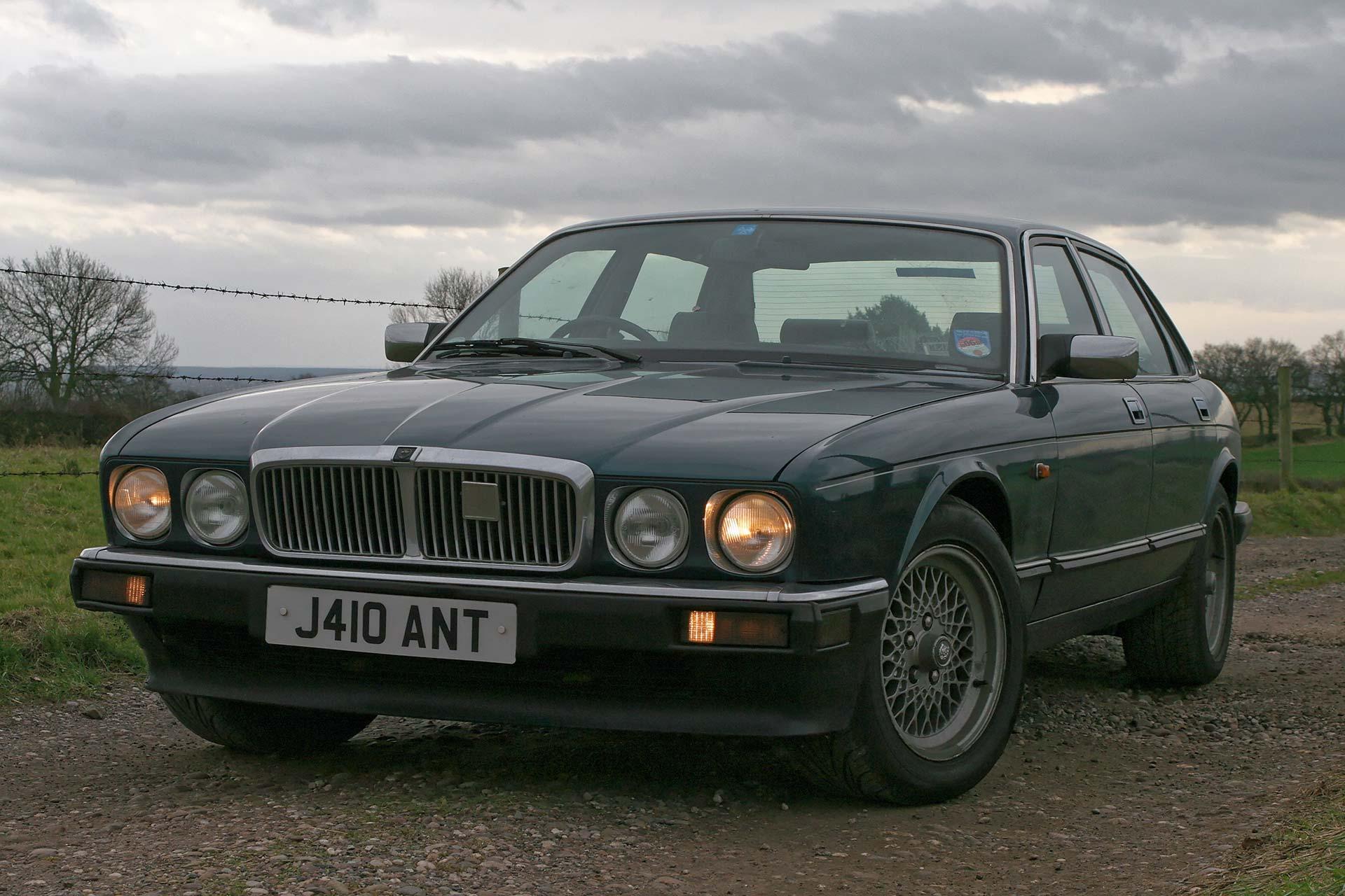 1991 Jaguar XJ6 (XJ40) - mp.net/cars
